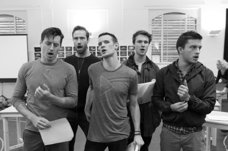 DP AP 186 - Charlie Anson, Eugene McCoy, Matt Smith, Hugh Skinner, Jonathan Bailey by Manuel Harlan