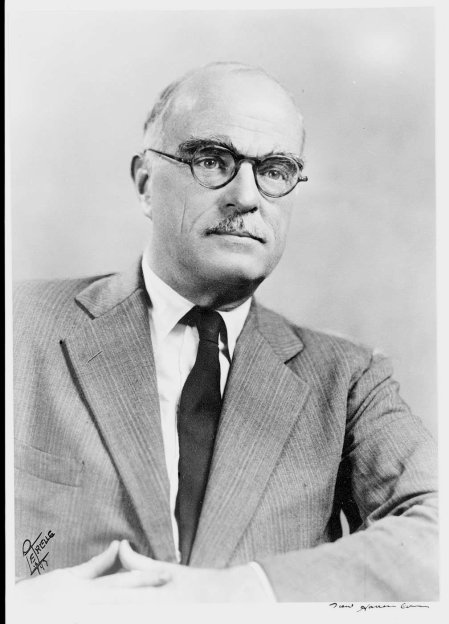 Thornton Wilder. Photo couresty of Thornton Wilder Estate